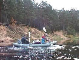 Березина, Беларусь