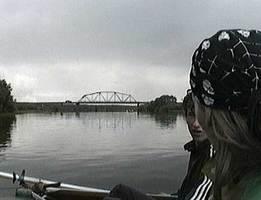 Мост в Березино.