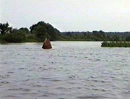 Устье реки Свислочь