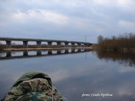 Мост в Веселово