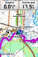 """2023 fill 133x200 - Водный маршрут """"Река Реста"""""""