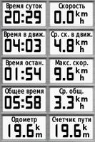 """9166 fill 133x200 - Водный маршрут """"Река Реста"""""""