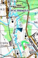 """9187 fill 133x200 - Водный маршрут """"Река Реста"""""""